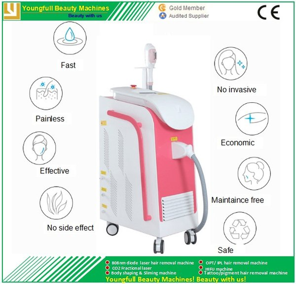 500,000 shots UK Xenon lamp no need filter CE approved e-light rf skin rejuvenation 360 Magneto shr opt IPL permanent hair removal machine