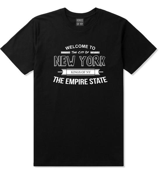 Kings of NY, império, estado, t-shirt, nova iorque, nyc, estátua liberdade, eua, cidade, bronx