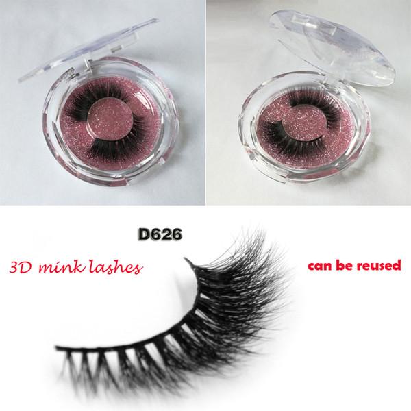 D012 logotipo privado 3D visón pelo suave y lujoso opulento cola largo sexy mujeres falsas pestañas reutilizable lujoso extensión natural suave maquillaje