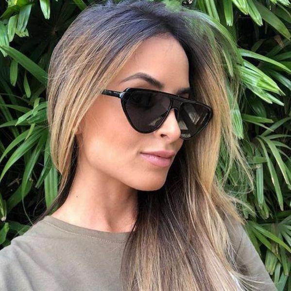 Vintage femmes lunettes de soleil oeil de chat lunettes marque designer rétro lunettes de soleil femme UV400 lunettes de soleil femmes luxe designer lunettes de soleil