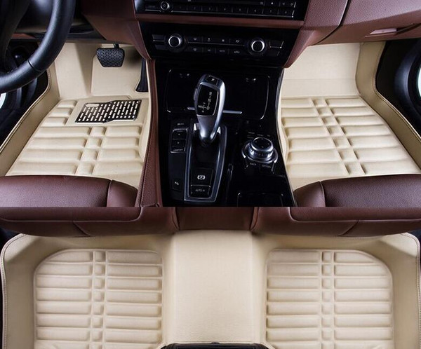 top popular For Fit Dodge Journey 2009~2017 NEW Car Floor mats 2019