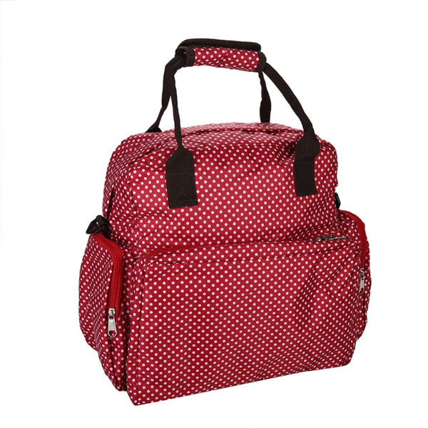 Baby Diaper Bag Backpack Large Capacity Baby Diaper Bags Maternity Nappy Bags Fashion Multifunctional HandBag Mummy Bag For Moms