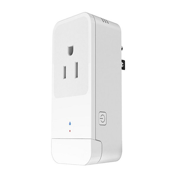 Smart socket voice control wifi infrared mobile phone APP remote 16A high power smart plug