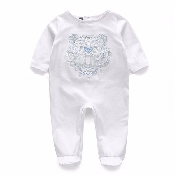 e7197b01c21 New Baby Rompers Jumpsuits Baby Girls Clothing Children Autumn Newborn Baby  Clothes Cotton Long Sleeve Climb Clothes