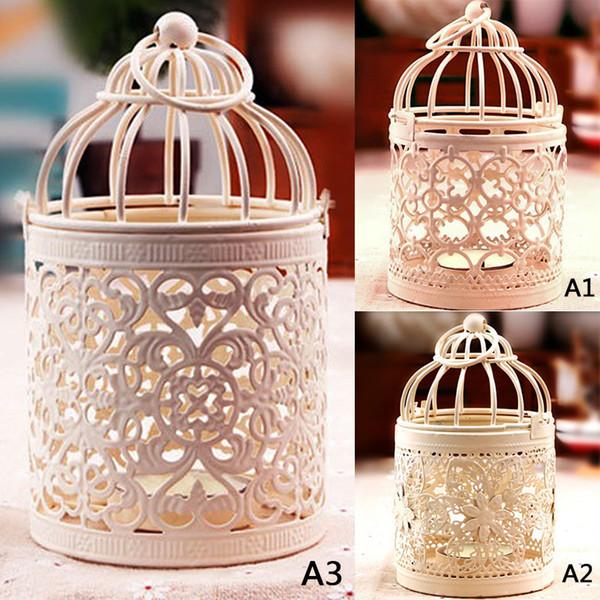 Marocchino Hanging Lanterne Candela Titolari Vintage Candelieri Decorativi Votive Candle Holder Lanterna Del Partito Decorazioni Per La Casa