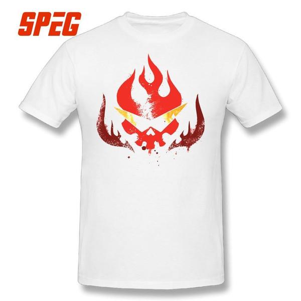 Tee-shirt à manches courtes pour hommes 100% coton frais T-shirts Gurren Lagann Row Row Fight The Power T Shirt col rond