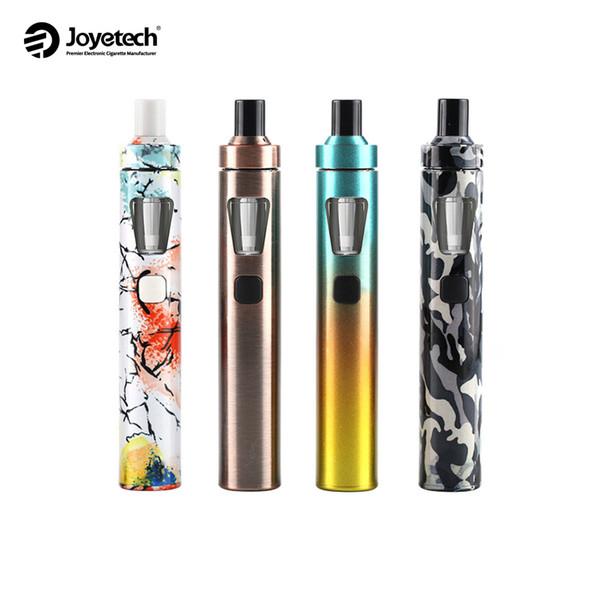 100% Authentic Joyetech eGo AIO Kit UL Edition E Go Starter Kit with 1500mAh Battery Anti-leaking Structure Childproof Lock Joye Vape Pen