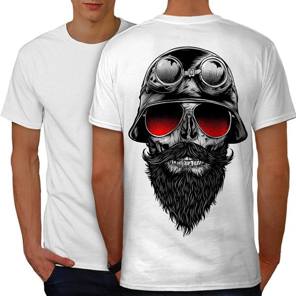 Free Moustache Rides Hipster Small to 3XL T Shirt 6 colour options