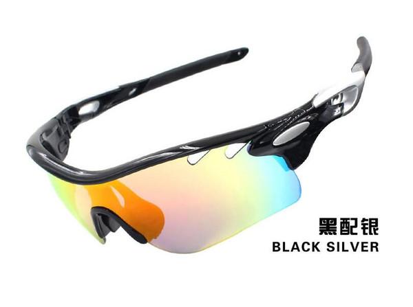 color 11 black Silver