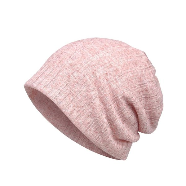 Woman Fashion Baotou Hat Hair Band Female Thin Section Breathable Wild Cap Scarf Purpose Hat Sun For Summer