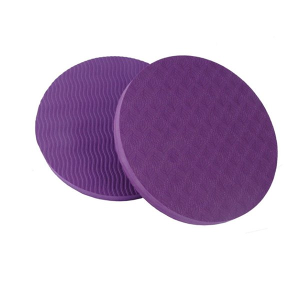 Yoga Mats Stability Training Cushion Round Workout Elbow Head Knee Pads Eliminate Wrist Pain Health Fitness Exercise Gym Mat0.15