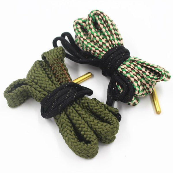 2018 Outdoor tools Bore Snake Gun/Rifle Cleaning G01-G22 Boresnake Cleaner gun rifle Barrel Cleaning Rope Sling