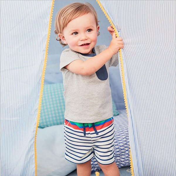animal printed children clothes china kids boys clothes 6 years old summer short clothing sets classic suit for boy toddler child suits