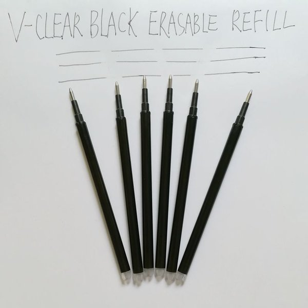 6 Pcs noir