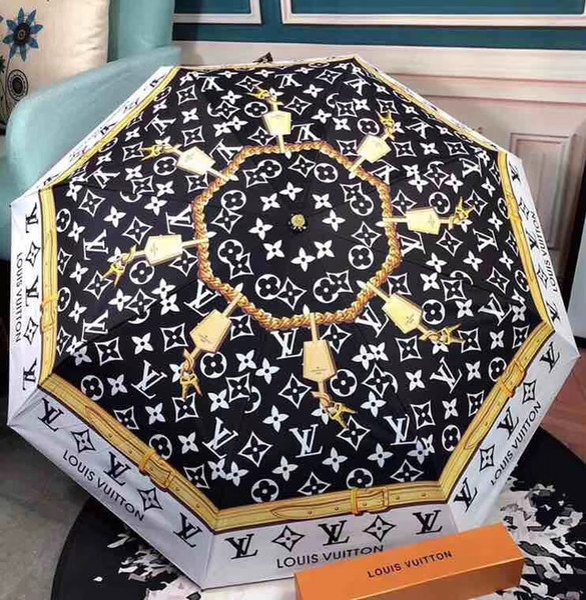 Wine Bottle Umbrella Travel Fashion Designer Bottle Folding Sun Rain Umbrella Windproof Sun Shade Umbrella for Party Wedding Gif twholesale