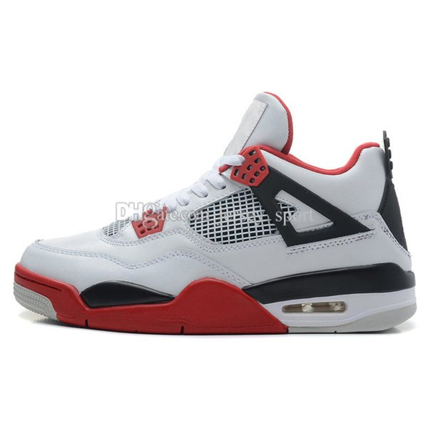 #04 Fire Red