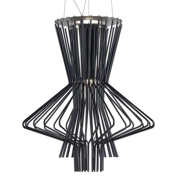 Modern LED Alüminyum Metal Avize Endüstriyel Rüzgar Lobi Dekoratif Kolye Lambaları Oturma Odası Masa Yatak Odası Lambaları