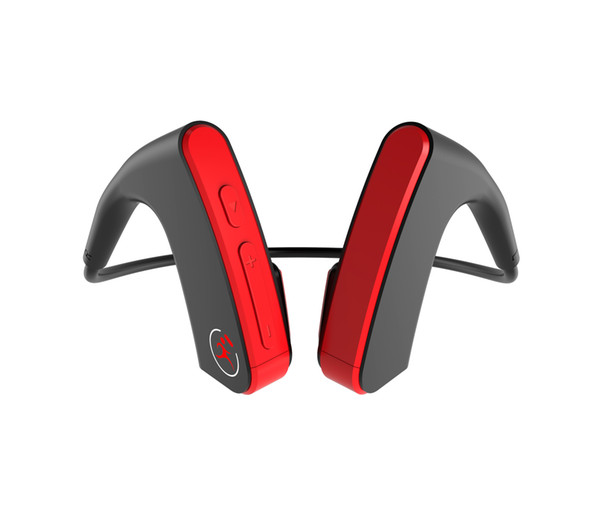 E1 bone conduction Bluetooth headset stereo 2018 new cross-border intelligent Bluetooth headset outdoor sports must remember