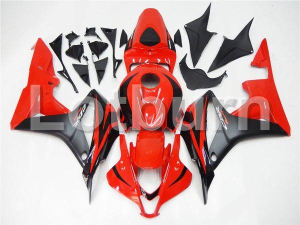 Moto Injection Molding Motorcycle Fairing Kit Fit For Honda CBR600RR CBR600 CBR 600 RR 2007 2008 07 08 F5 Bodywork Fairings Custom Made A240