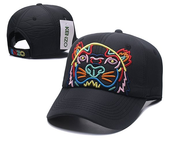 ce83467e13a 2018 Designer Mens Baseball Caps New Brand Tiger Head Hats Gold Embroidered  bone Men Women casquette Sun Hat gorras Sports Cap free Shipping