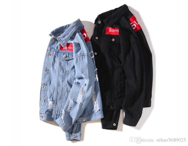 Ma1 Jackets Men Streetwear Coat kanye west yeezus Bomber Jacket shark coat hba lovers clothing Justin Bieber Denim Jacket