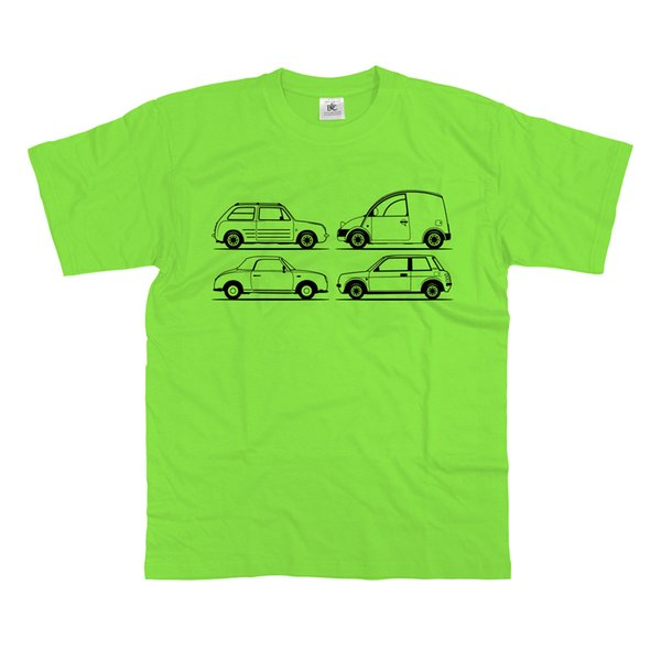 Details zu Men's Original Sketch Nissan Pike Cars T-Shirt S - 5XL Figaro BE-1 S-Cargo Pao Funny free shipping Unisex Casual tee gift