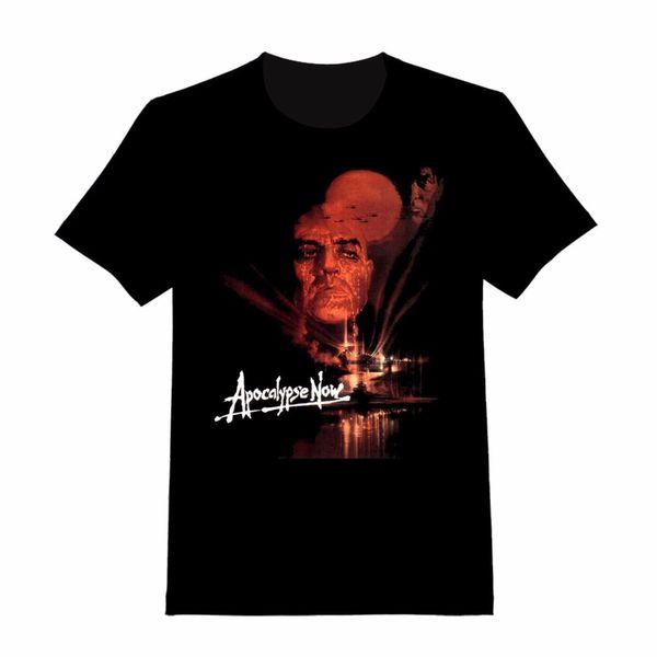 Shirt Printing Online Men's Apocalypse Now Custom T-Shirt 082 O-Neck Novelty Short Sleeve Tees