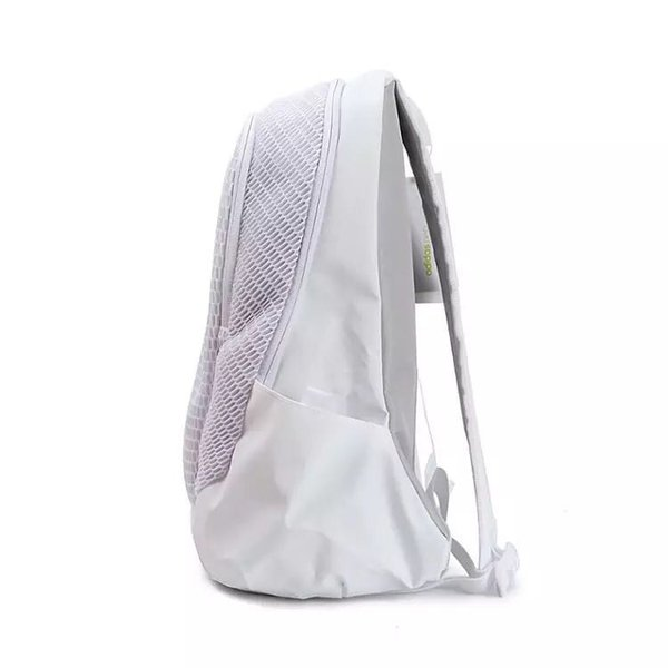 Newest Gridding Sport Designer Backpack for Women Mens Designer Backpack with Double Zippers High-grade Material Bags With White Black Color