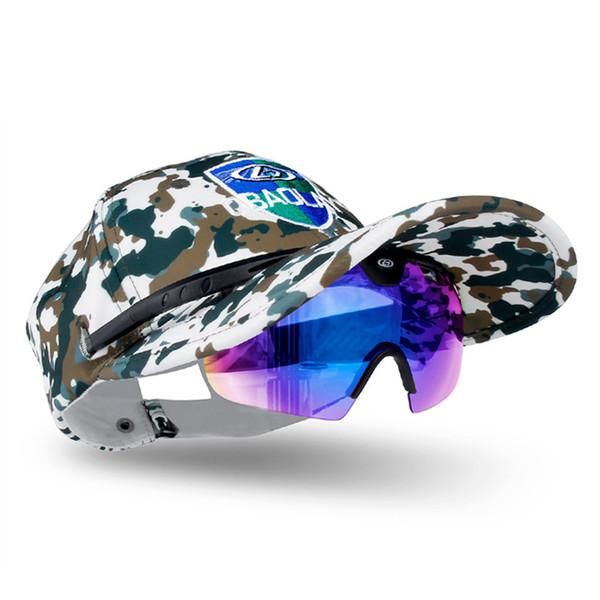 Polarizada Pesca Óculos De Sol Dos Homens de Acampamento Caminhadas Óculos  de Proteção Uv400 Masculino Óculos acfb9a2e3c