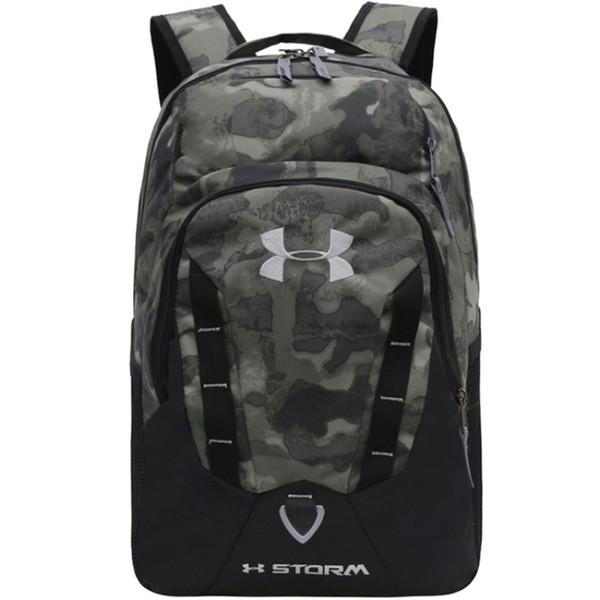 Marca Designer Moda Mochilas Sports Mochila Ginásio Esporte de Volta Packs Saco de Viagem de Grande Capacidade Sacos De Escola 6 Cores Disponíveis