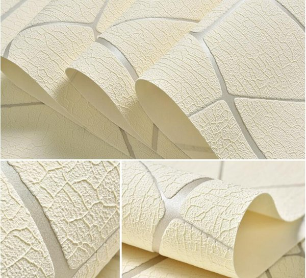 Compre Beibehang Moderno Geometria Irregular Moderno Papel Pintado - Papel-pintado-para-pared