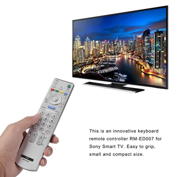2019 VBESTLIFE Remote Control For Sony RM ED007 TV Television Controller  Smart TV Remote Control Mini English Remote Control New From Sellerbest,