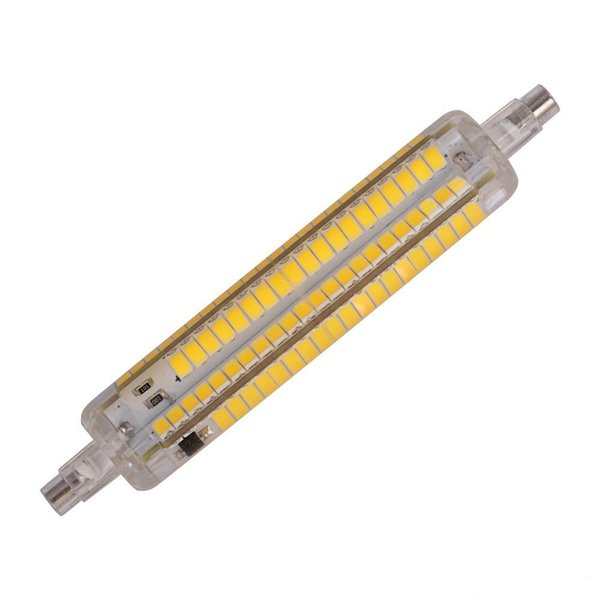 Interruptor regulable R7S Luz de maíz LED SMD 5730 LED r7s Bombilla 12W AC210-240V Bombilla de maíz Bombilla halógena de repuesto R7S