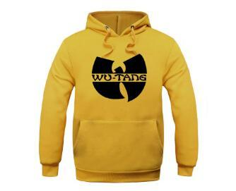 Wholesale-wu tang clan hoodie for men classic style winter sweatshirt 5 style sportswear hip hop jacket clothing fast shipping ePacket