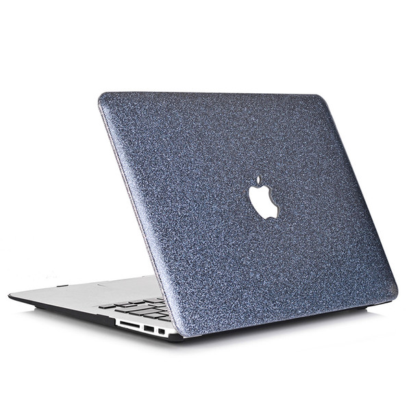 Shine Glitter Hard Laptop Case Smooth Ultra Slim Light Weight Cover For MacBook 15.4 13.3 Retina 15.4 13.3 Pro 2016 Packaging