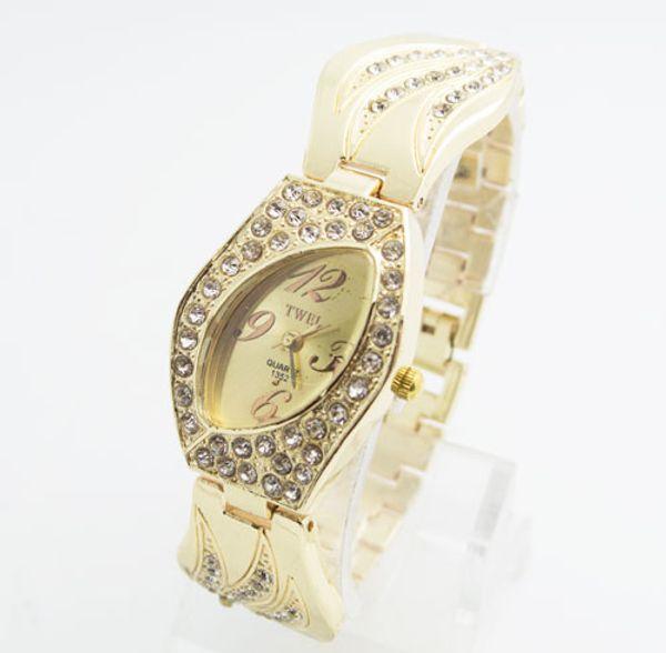 Relojes mujer 2018 Metal Strap Wristwatch Bracelet Quartz watch Woman Ladies Watches Clock Female Fashion Watches TW055