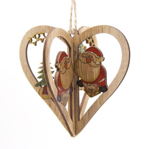 Coração santa árvore