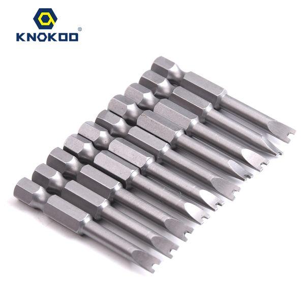 2018 Knokoo 1/4*50*u4 5 Screwdriver Drill Bit 50mm Screw Driver Bits Hex  6 35 Shank Magnetic U Shaped Driver Bits From Knokoo, $6 48 | Dhgate Com