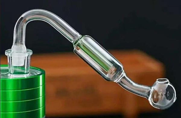 new Double filter glass board Wholesale bongs Oil Burner Pipes Water Pipes Glass Pipe Oil Rigs Smoking, Free Shipping