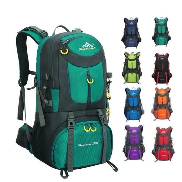 50a7f0ad8f8 Трансграничные эксклюзивные открытый острый альпинизм сумка пешие прогулки  сумка мужчины и женщины большой емкости открытый спортивный