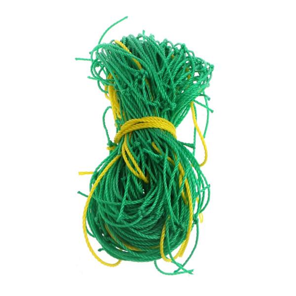Jardin Vert Nylon Treillis Filet Support Escalade Bean Plant Nets Grow Clôture