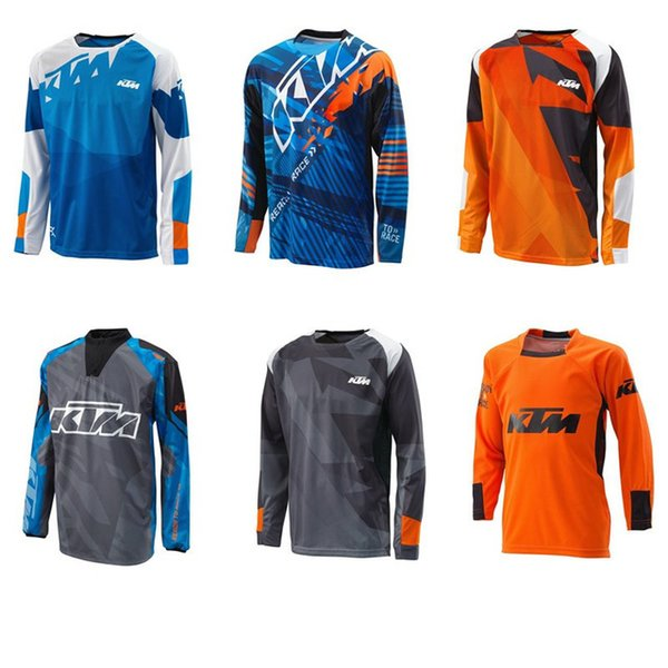 best selling Wholesale Motorcycle Riding Team Riding Jersey Motocross MOTO GP for Sports Jersey Bicycle Cycling Bike downhill Jerseys L