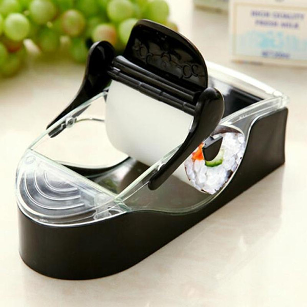 Sushi Roller ,Easy Sushi Maker Cutter Roller DIY Kitchen Perfect Magic Onigiri Roll Tool Kitchen Tools Party Supplies