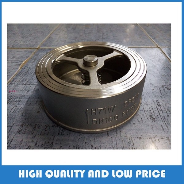best selling China Low Price H71W-25P Wafer Check Valve