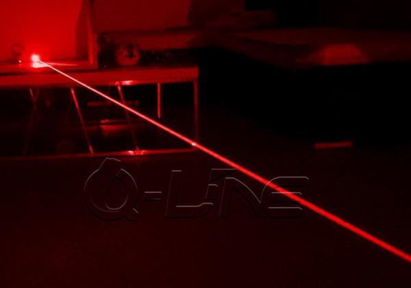 Max Powerful 635/638nm 12000 orange red laser module / red spot positioning laser 12V TTL industrial grade laser