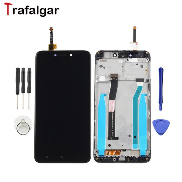 """Xiaomi Redmi 4X LCD Display Touch Screen Digitizer Assembly with Frame Repair Replacement Parts For 5.0"""" Xiaomi Redmi 4X LCD"""