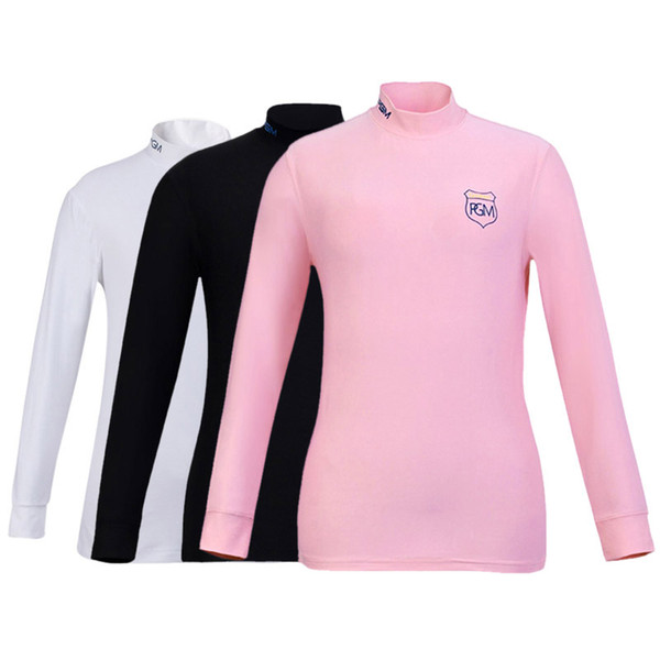 3a15164faca PGM Golf Shirts Sunscreen Womens Slim Tshirts Outdoor Sport Clothing Shirt  Long Sleeve Clothes Golf Apparel