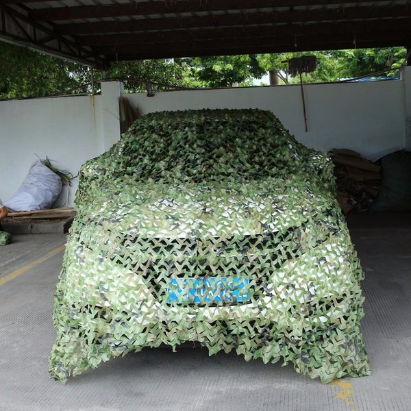 Camouflage Net Army Camo Net Car Covering Tent Hunting Blinds Netting Jungle/Desert/White Cover Conceal Drop Newest