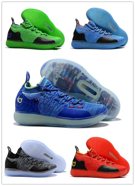 Top Qualität KD XI 11 Oreo Paranoid Sport Basketball Schuhe Kevin Durant 11s Herren Trainer Designer KD11 Sneakers