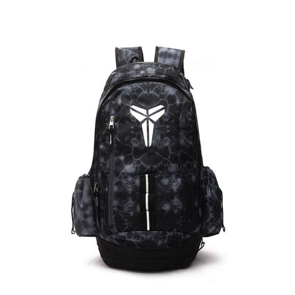 Brand New KOBE Basketball Backpacks Sport Backpack Man Backpack Large Capacity Training Women Travel Bags School Bag Shoes Bag